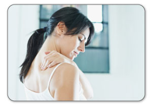 symptom list of a pulled trapezius muscle and shoulder pain